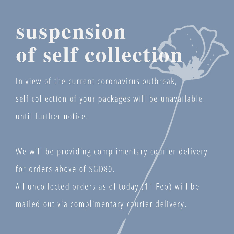 2020 Suspension Of Self Collection