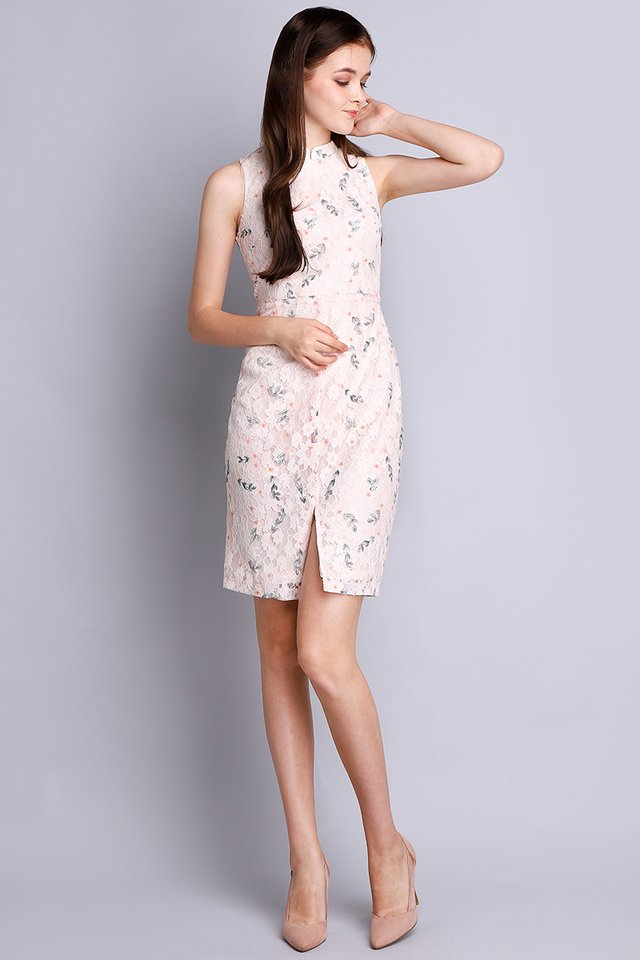 Most Favoured Of All Dress In Soft Pink