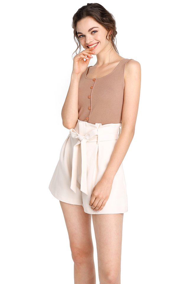 [BO] Victoria Top In Sand