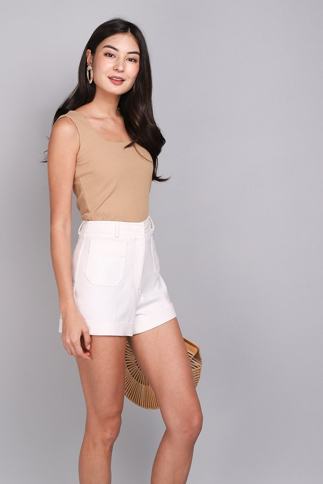 Thea Top In Sand