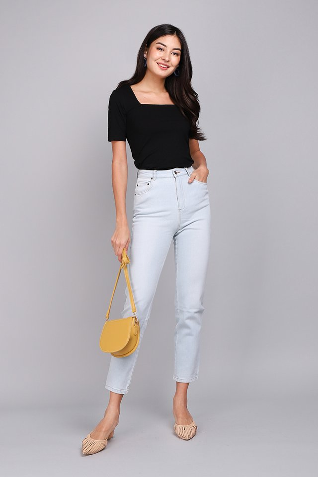 Grayson Jeans In Light Wash