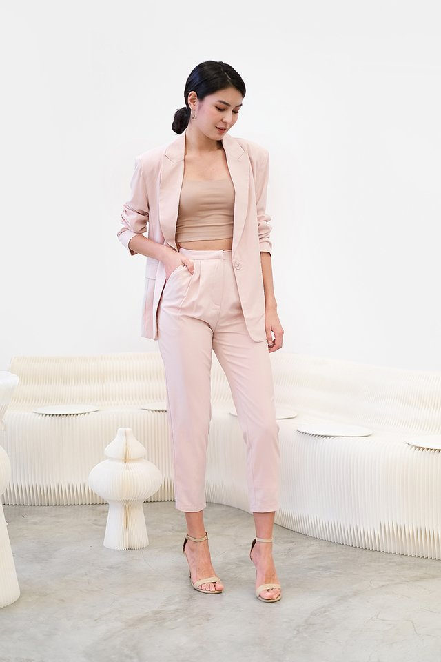 [BO] Freya Jacket In Powder Pink