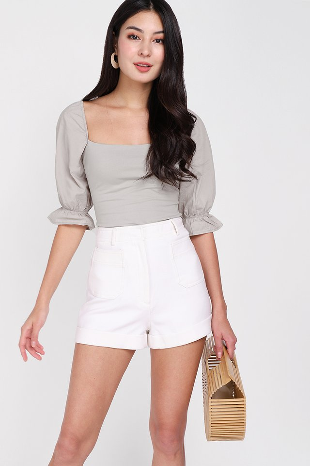 [BO] Kylie Top In Taupe